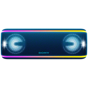 Boxa portabila SONY SRS-XB41L, Bluetooth, NFC, Wireless, EXTRA BASS, Party Booster, Waterproof, albastru