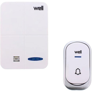 Sonerie fara fir WELL DOORBELL-BRIEF-WL, 1.5V, 120m