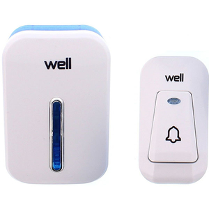 Sonerie fara fir WELL DOORBELL-JINGLE-WL, 220V, 150m
