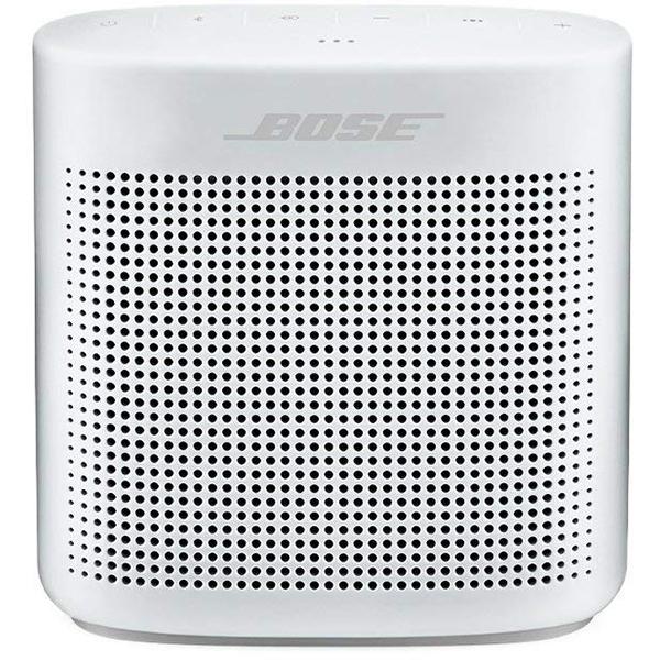 Boxa portabila BOSE Soundlink Color II, Bluetooth, Waterproof, alb