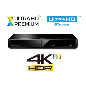 Blu-ray player Smart Ultra HD 4K PANASONIC DP-UB320EGK, USB, negru