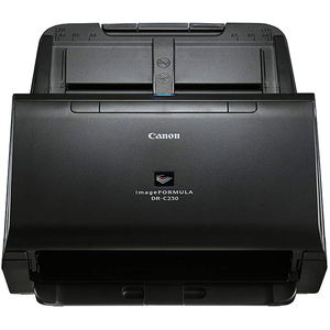 Scanner CANON imageFORMULA DR-C230, A4, USB 3.0, Duplex, negru
