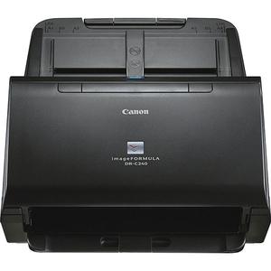 Scanner CANON imageFORMULA DR-C240, A4, USB, Duplex, negru