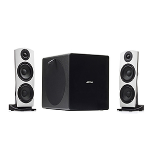 Sistem boxe active si subwoofer JAMO DS7 WHITE, 120W RMS, alb
