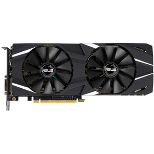 Placa video ASUS NVIDIA GeForce RTX 2060, 6GB GDDR6, 192bit, DUAL-RTX2060-O6G