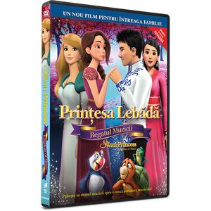 Printesa lebada 8: Regatul muzicii DVD