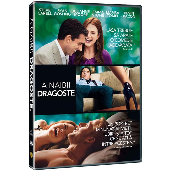 A naibii dragoste DVD