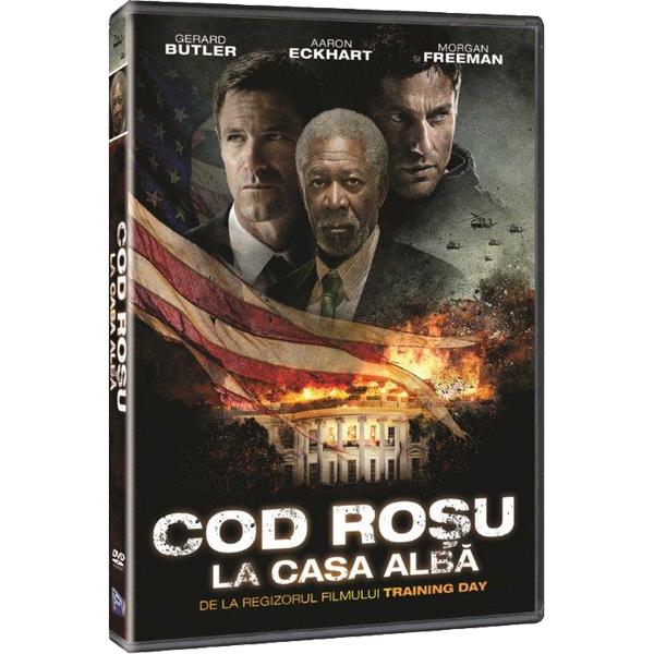 Cod Rosu la Casa Alba DVD