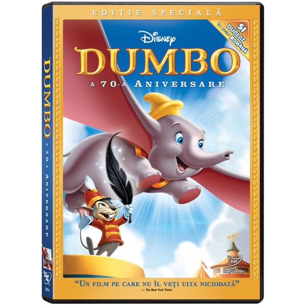 Dumbo - A 70 - a aniversare DVD
