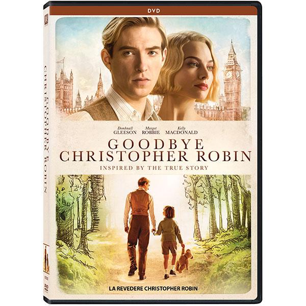 La revedere Christopher Robin DVD
