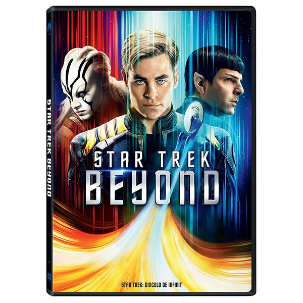 Star Trek: Dincolo de infinit DVD