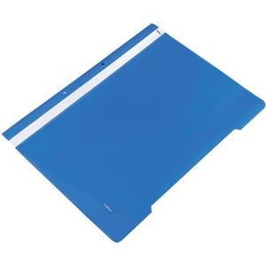 Dosar cu sina NOKI, A4, plastic, 25 bucati, albastru