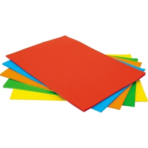 Hartie color NOKI, A4, 100 coli/top, 5 culori
