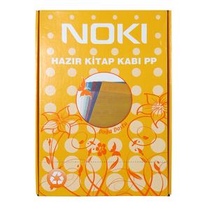 Coperta carte NOKI, 100 bucati, rosu