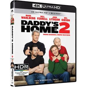 Tata in razboi cu... tata 2 UHD Combo (UHD + Blu-ray)