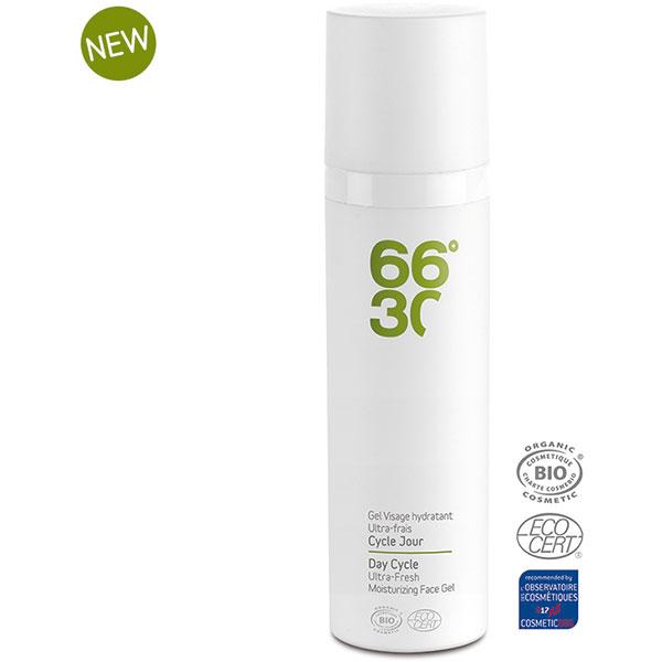Gel hidratant pentru fata 66-30 Ultra Fresh, 75ml
