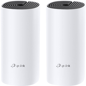 Sistem Wireless Mesh TP-LINK Deco M4 AC1200, Dual Band 300 + 867 Mbps, 2 buc, alb