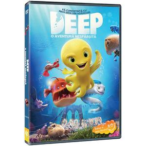 Deep: O aventura nesfarsita DVD