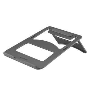 Suport laptop PROMATE DeskMate-3, aluminiu, gri