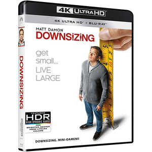 Downsizing. Mini-oamenii 4K UHD