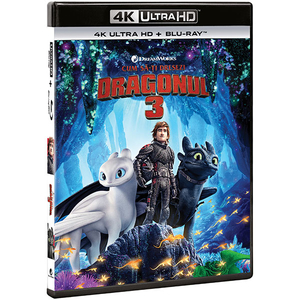 How to train your dragon 3 Blu-ray 4K