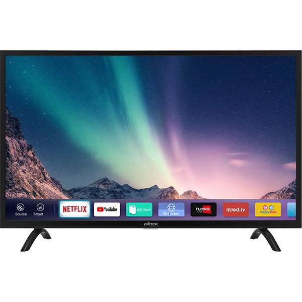 Televizor LED Smart Full HD, 101 cm, EVEREST E40TD1290S