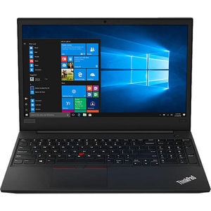 "Laptop LENOVO ThinkPad E590, Intel Core i7-8565U pana la 4.6GHz, 15.6"" Full HD, 8GB, SSD 256GB, Intel UHD Graphics 620, Windows 10 Pro, Negru"