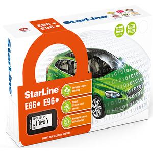 Alarma auto STARTLINE E66 Mini, Bluetooth