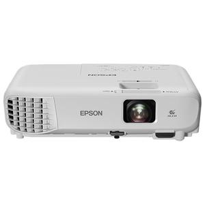 Videoproiector EPSON EB‑W05, WXGA, alb