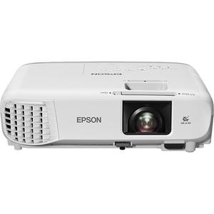 Videoproiector EPSON EB-W39, WXGA, 3500 lumeni, alb
