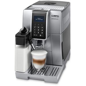 Espressor automat DE LONGHI Dinamica ECAM 350.75.S, 1.8 l, 1450 W, negru - argintiu