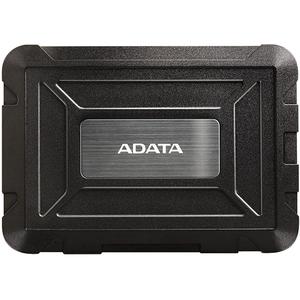 Rack extern ADATA ED600, 2.5 inch, SSD/HDD, USB 3.1, AED600-U31-CBK