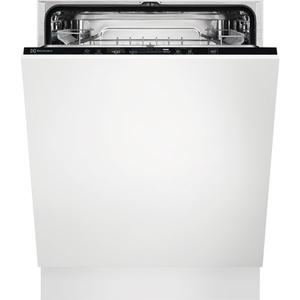 Masina de spalat vase incorporabila ELECTROLUX EES47320L, 13 seturi, 8 programe, 60 cm, Clasa A+++, negru