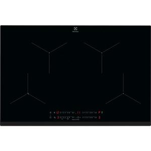 Plita incorporabila ELECTROLUX EIS8134, Inductie, 4 arzatoare, Touch control, negru