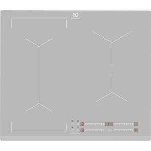 Plita incorporabila ELECTROLUX EIV63440BS, Inductie, 4 arzatoare, Touch control, argintiu
