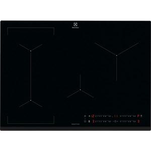 Plita incorporabila ELECTROLUX EIV734, Inductie, 4 arzatoare, Touch control, negru