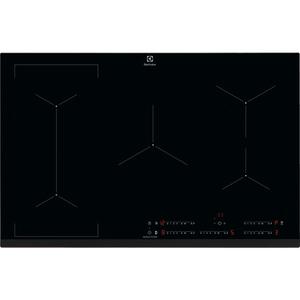 Plita incorporabila ELECTROLUX EIV835, Inductie, 5 arzatoare, Touch control, negru