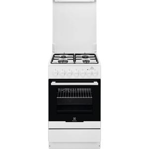 Aragaz ELECTROLUX EKK52950OW, 4 arzatoare, mixt, alb