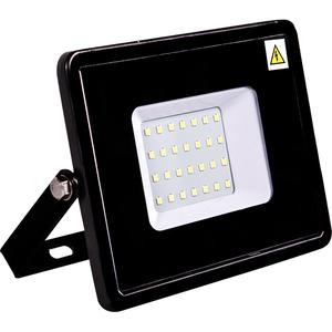 Proiector LED slim NOVELITE EL0042007, 10W, 850 lumeni, IP65, negru