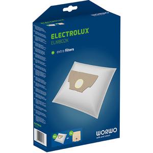 Kit WORWO ELMB02K: 4 saci + 1 filtru evacuare + 1 filtru aspiratie