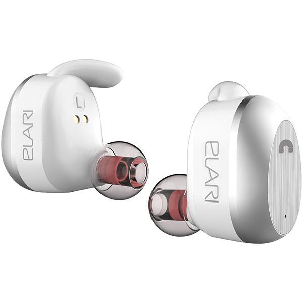 Casti ELARI NanoPods, True Wireless Bluetooth, In-Ear, Microfon, Noise Cancelling, alb