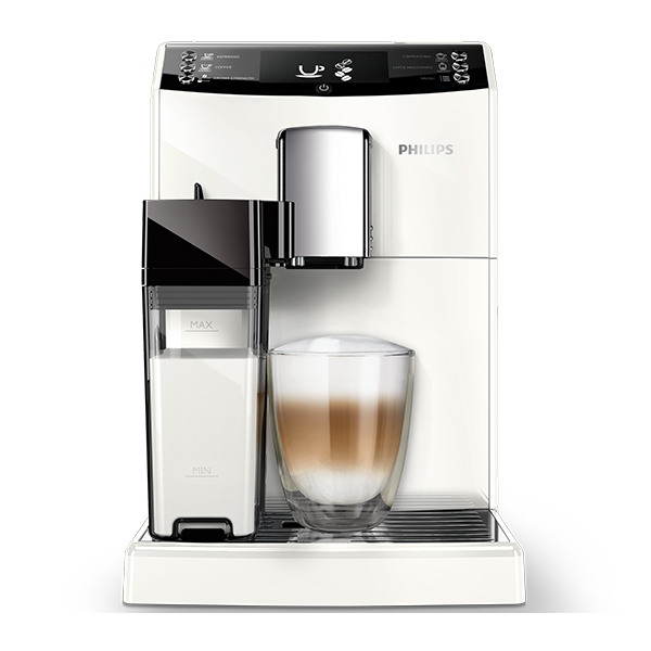 Espressor automat PHILIPS Seria 3100 EP3362/00, 1.8l, alb