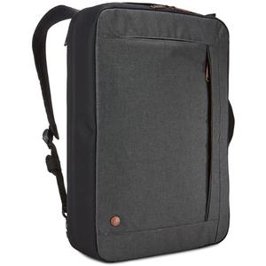 "Rucsac laptop convertibil CASE LOGIC ERA Hybrid ERACV-116-OBSIDIAN, 15.6"", gri"
