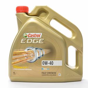 Ulei Motor CASTROL EDGE, 0W-40, 4L