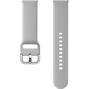 Bratara pentru SAMSUNG Galaxy Watch Active, ETSFR50MJEGWW, silicon, gri