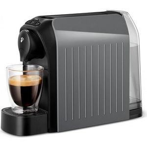 Espressor TCHIBO Cafissimo Easy 380837, 0.65l, 1250W, 15 bar, gri inchis-negru
