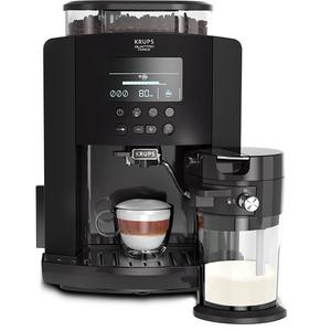 Espressor automat KRUPS Arabica Latte EA819E10, 1.7l, 1450W, 15 bari, antracit