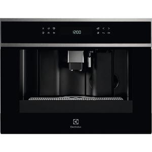 Espressor automat incorporabil ELECTROLUX EBC65X, 1.8l, 1350W, negru