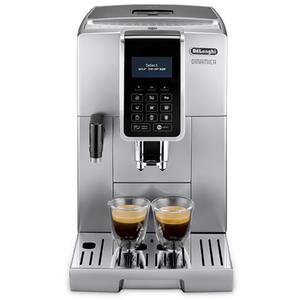 Espressor automat DE LONGHI Dinamica ECAM 350.75.S, 1.8l, 1450W, negru-argintiu