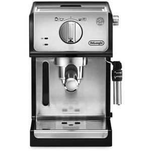 Espressor manual DE LONGHI ECP 35.31, 1.1l, 1100W, inox-negru